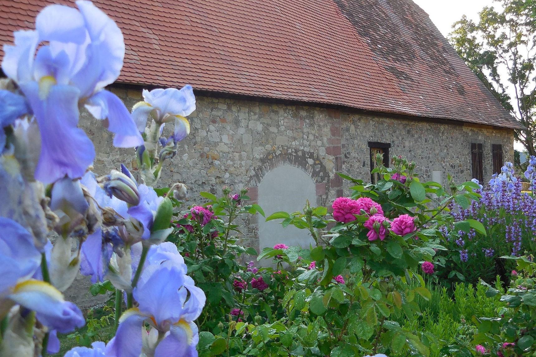 Ehemaliges Kloster in Lorsch