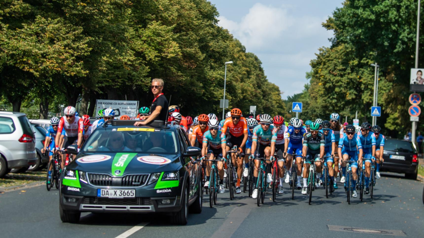 Teams & Fahrer der Deutschland Tour 2021