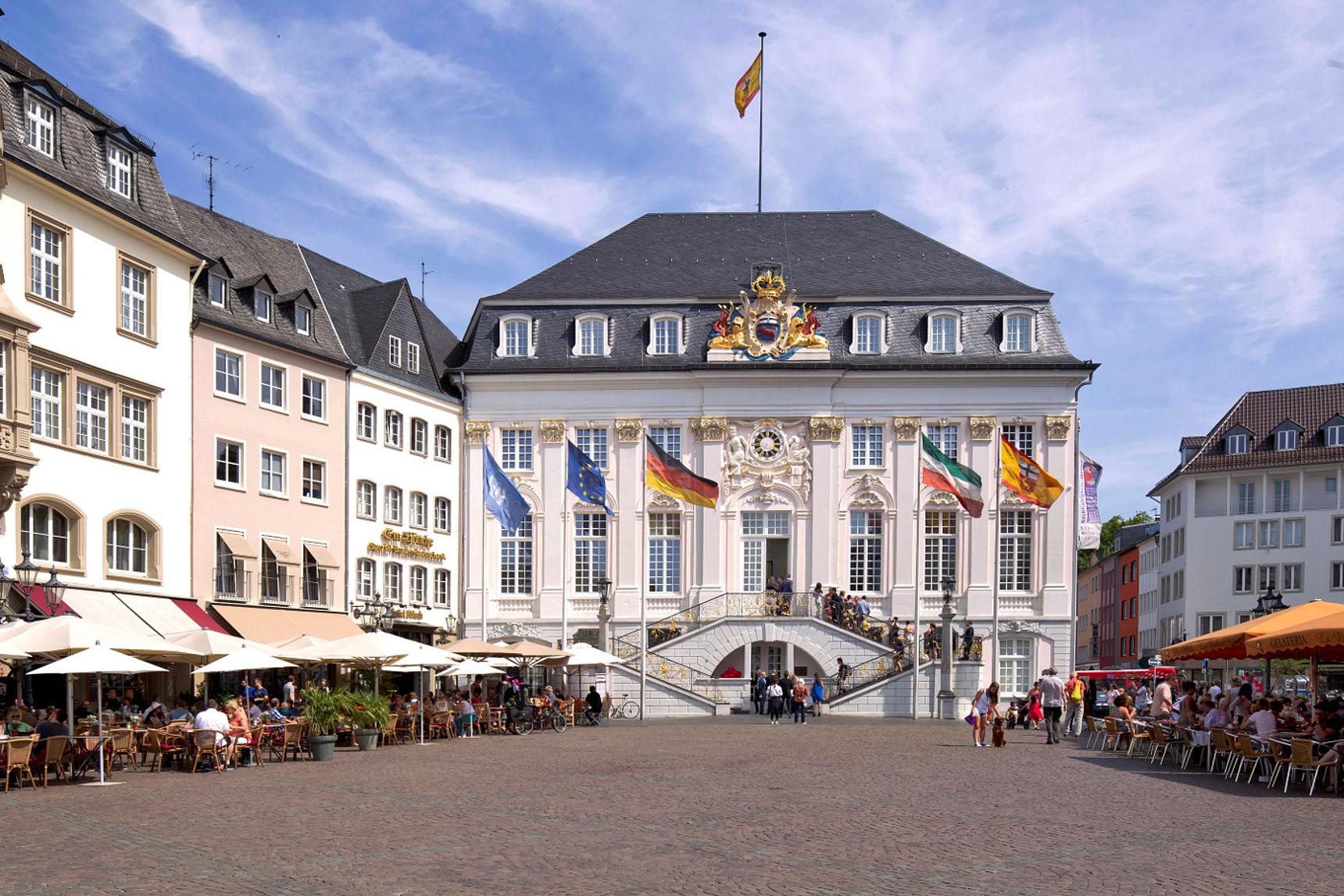 Bonn Rathaus