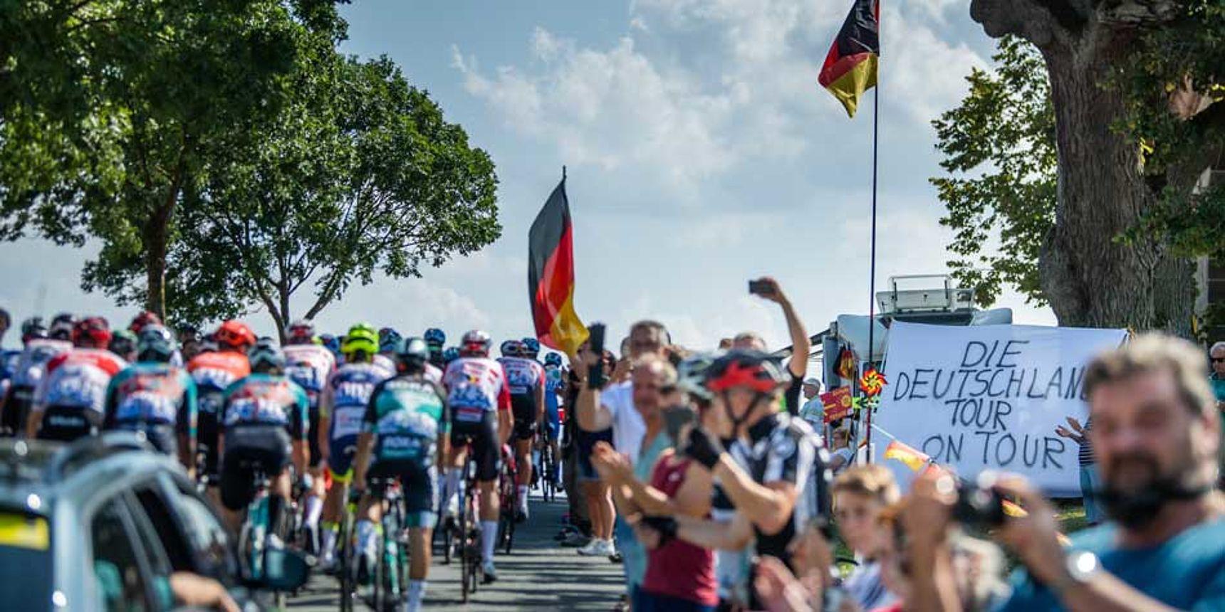 Deutschland Tour 2020 Termin