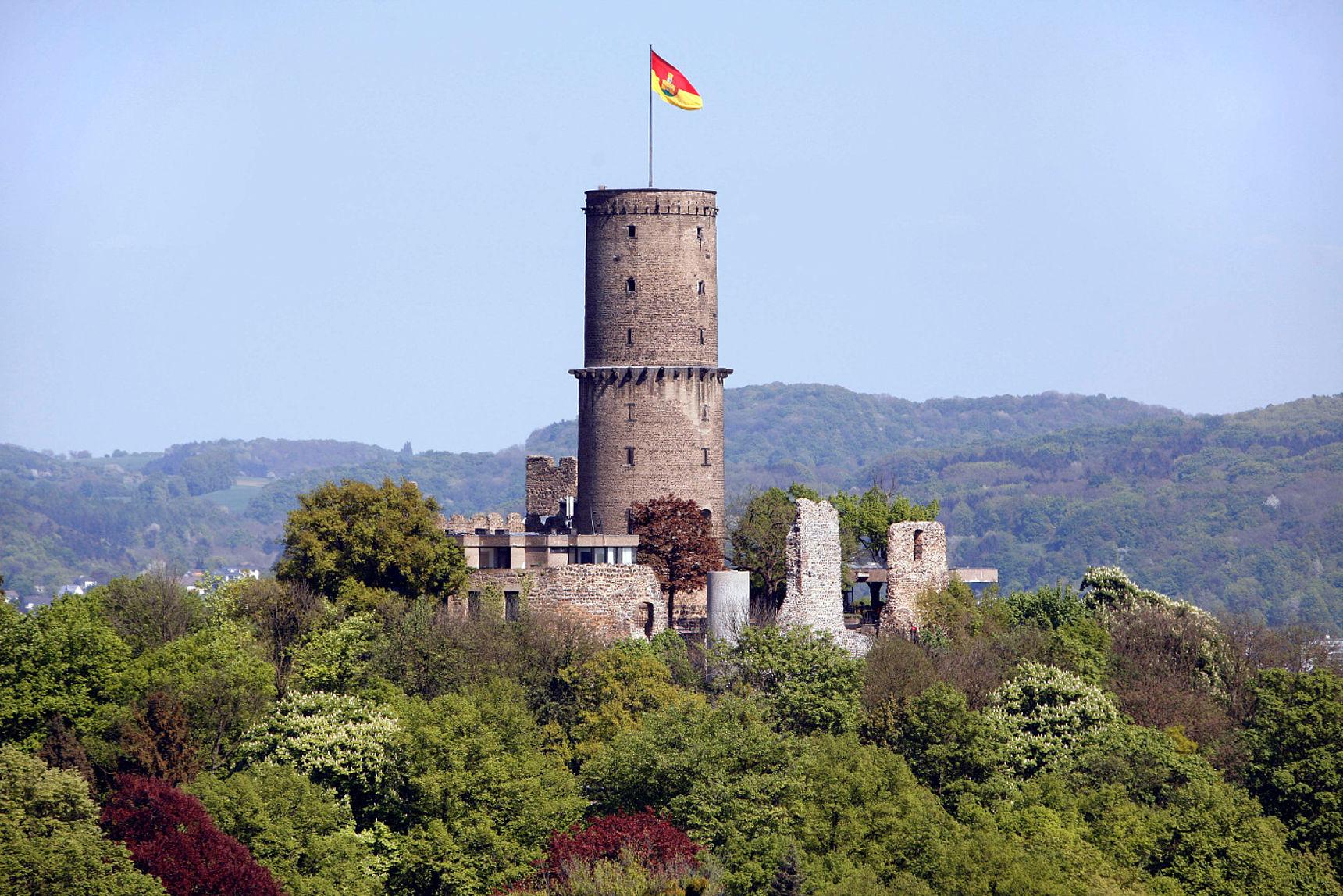 Bonn Godesburg Turm