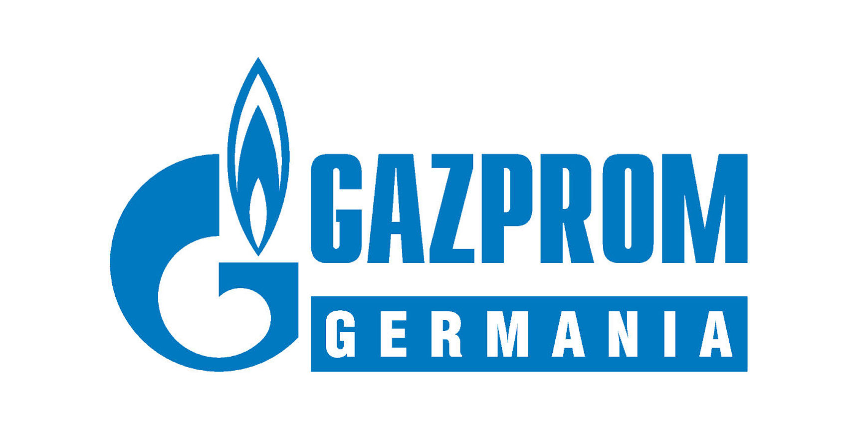 Gazprom Logo Deutschland Tour