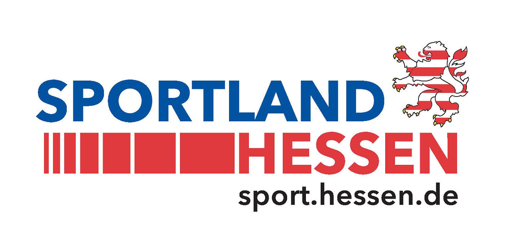Logo Sportland Hessen