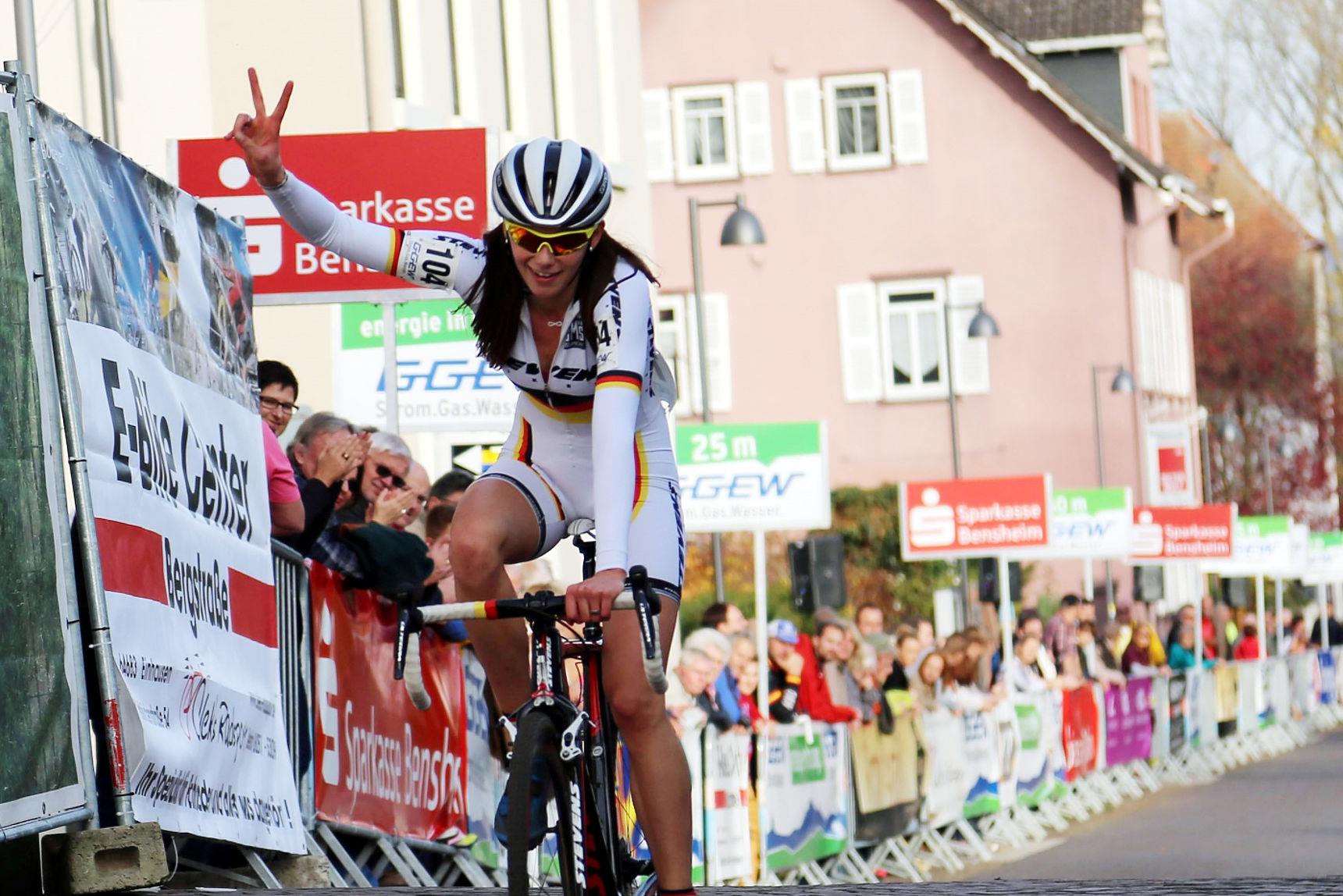 Lorsch Radsportbegeisterung
