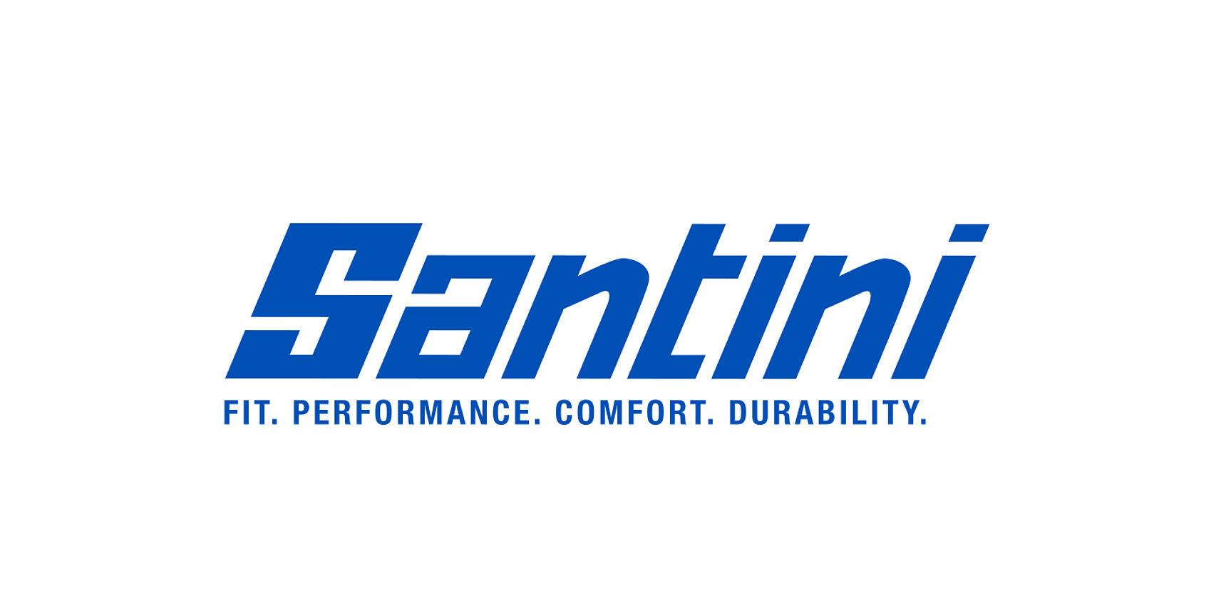 Logo Santini Deutschland Tour Jedermann Tour