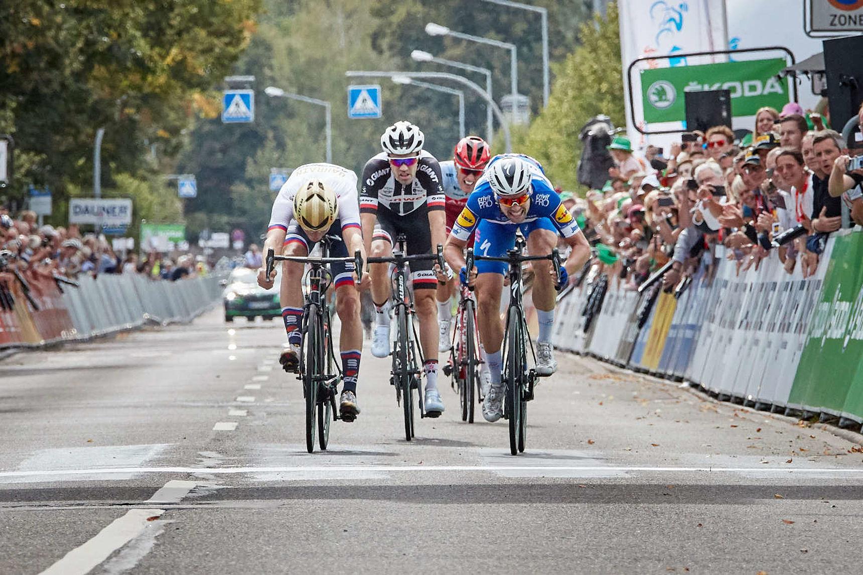 Deutschland Tour 2. Etappe Bonn Trier