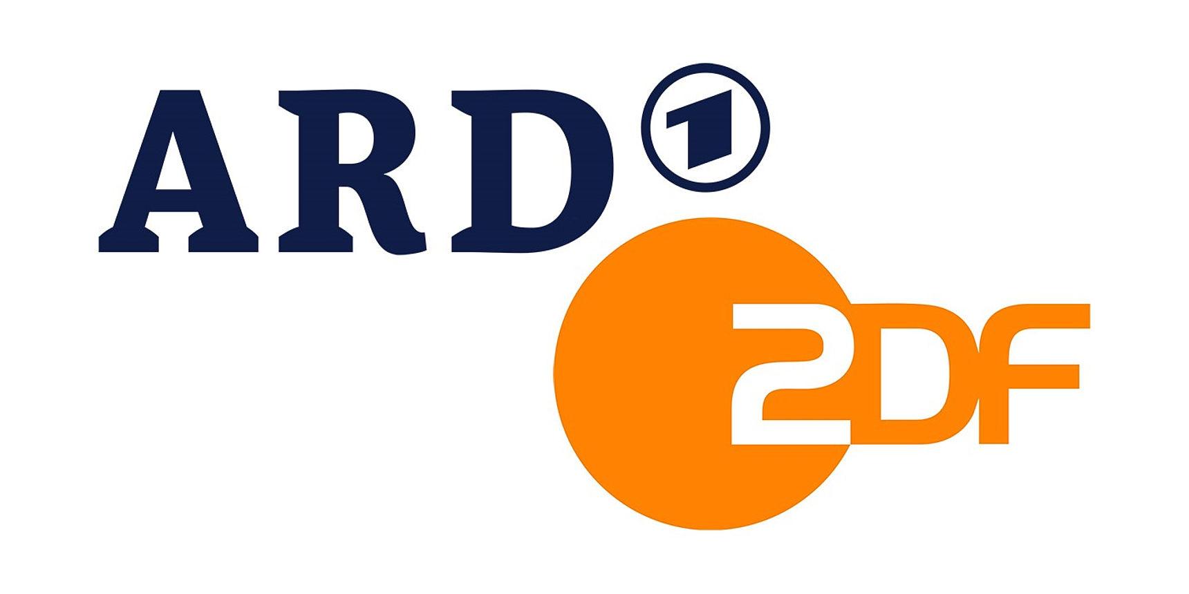 Logos ARD ZDF