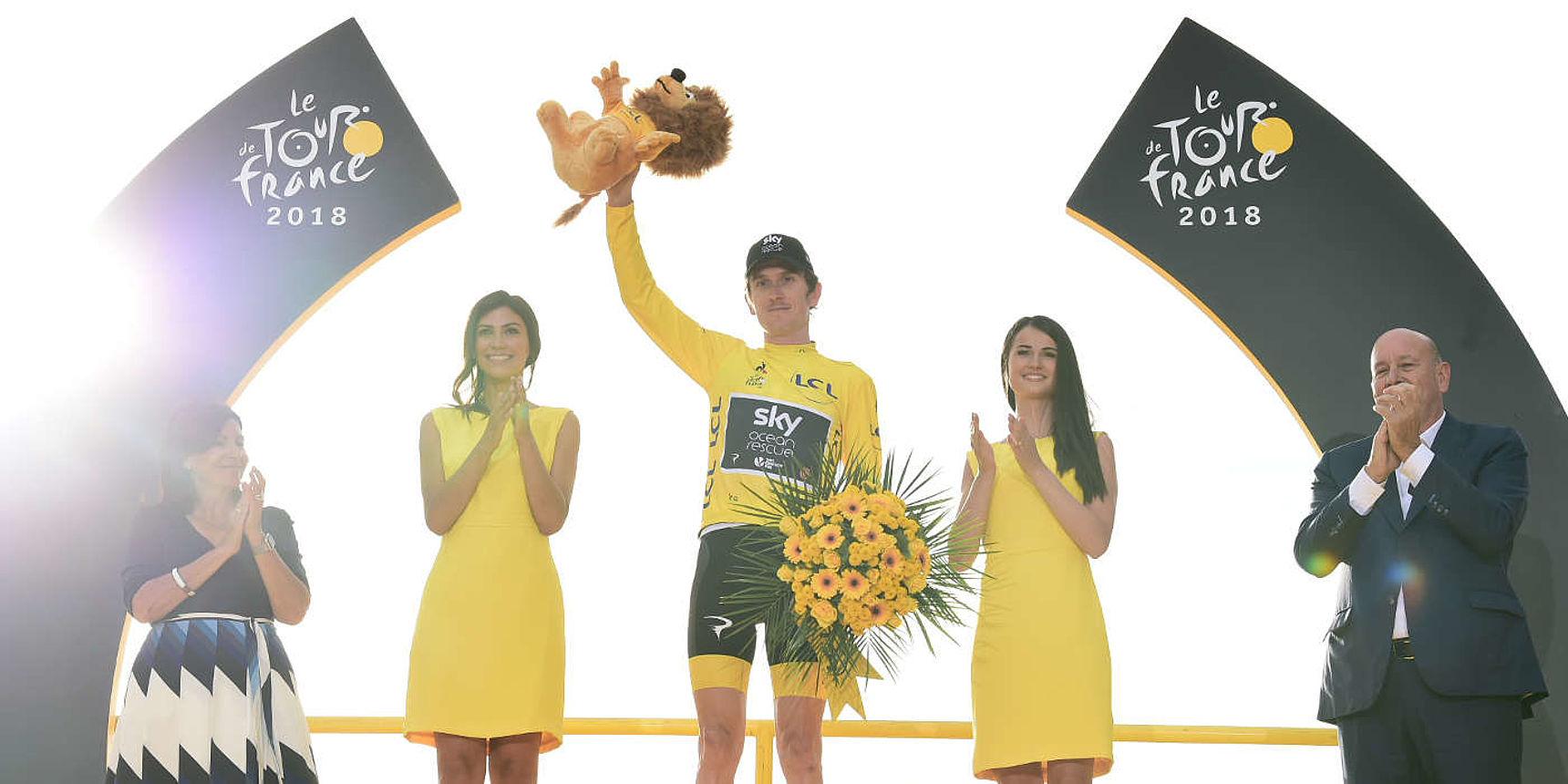 Deutschland Tour Homepage 2018 Official Of The Emblem Plat D Jerman De France Winner Geraint Thomas To Start At