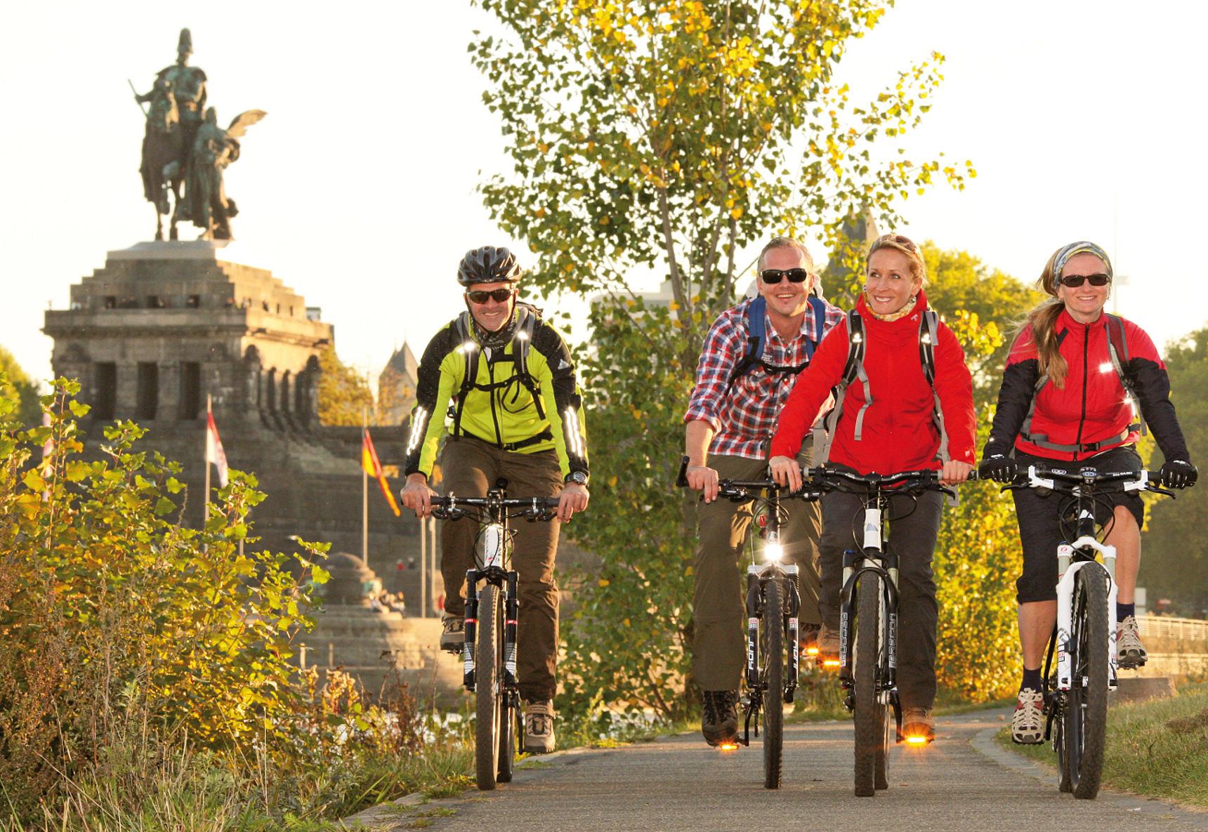 Koblenz die Radsportstadt