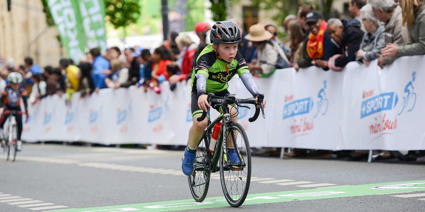 kinder+Sport Nachwuchsrennen nah