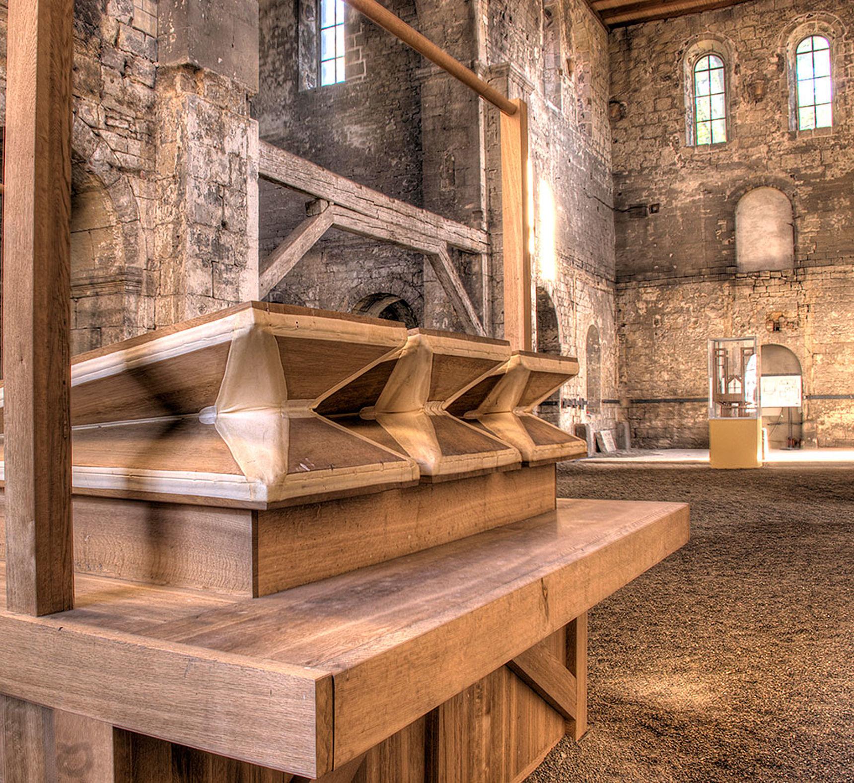 Orgel Bild Halberstadt